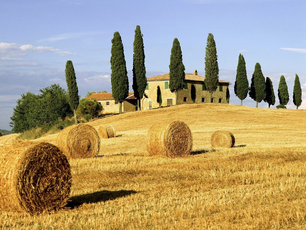 Красивата-Тоскана